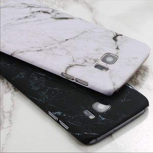 Accessories - 1 Left! Marble Phone Cases for Samsung S8 and S9